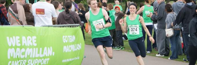 Macmillan run