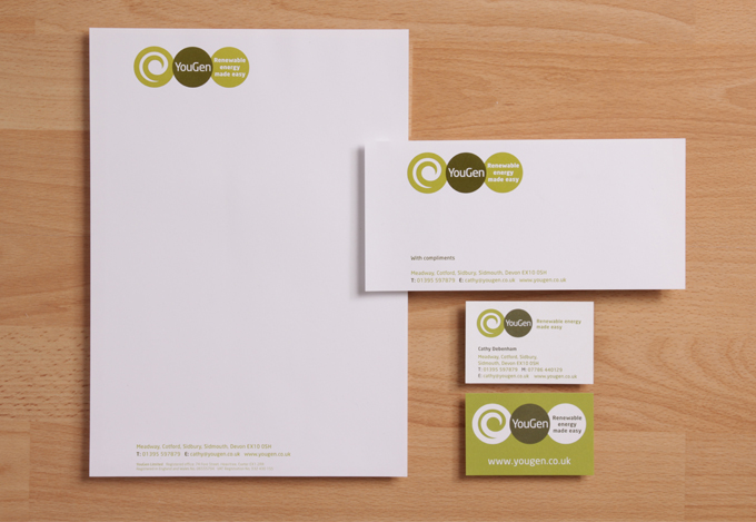 YouGen stationery